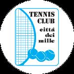 Logo Tennis Club Città dei Mille